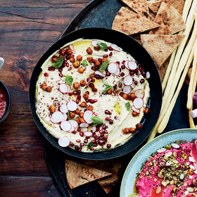 Food & Wine: Meze Recipes