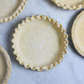 mkgalleryamp; Wine: Classic Pie Crust