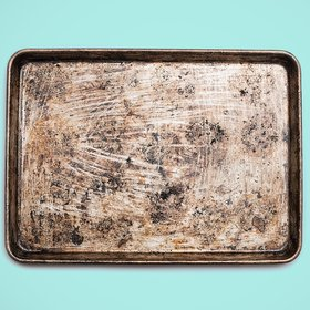 Food & Wine: How to Clean a Sheet Pan