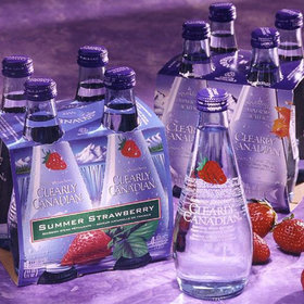Food & Wine: 90s Lovers, Rejoice: Clearly Canadian Is Back on Shelves