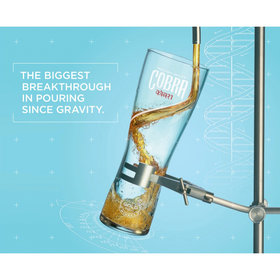 Food & Wine: Indian Beer Brand Claims It Has Revolutionized the Pint Glass