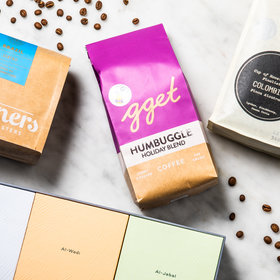 Food & Wine: 7 Coffee Bean Gifts at All Price Points