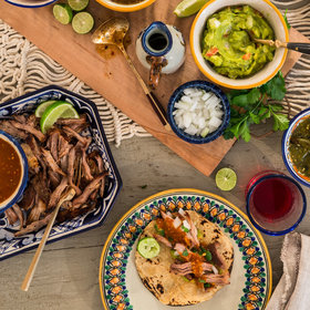 Food & Wine: Coke-Braised Pork Tacos