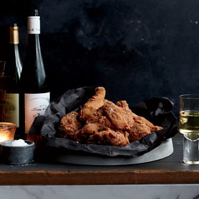 Food & Wine: Cold Fried Chicken
