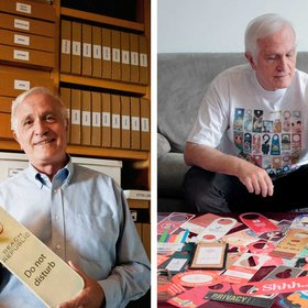Food & Wine: How One Man Amassed a Collection of 15,000 Do Not Disturb Signs