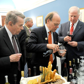 Food & Wine: Rare Moments of Bipartisanship with the Congressional Wine Caucus