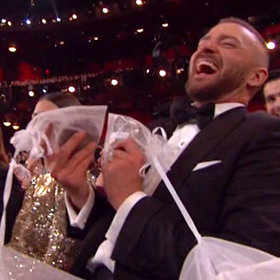 mkgalleryamp; Wine: Cookies and Doughnuts! Jimmy Kimmel Makes It Rain Carbs at the Oscars