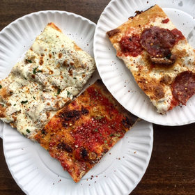 Food & Wine: The Ivan Ramen Team's Pizza Shop, Corner Slice, Is Open for Business