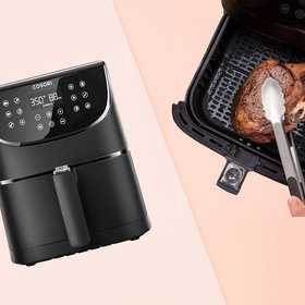 Food & Wine: Amazon Just Slashed the Price of Its Super Popular Air Fryer—for One Day Only!