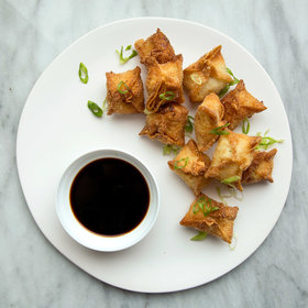Food & Wine: Crab Rangoon