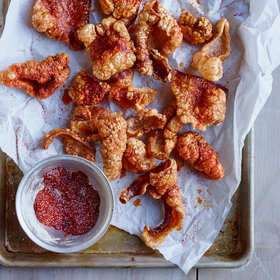 Food & Wine: Cracklings with Smoked Paprika