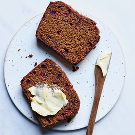 Food & Wine: Cranberry Gingerbread