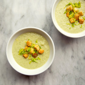 Food & Wine: Cream of Celery Soup