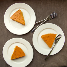 Food & Wine: Crustless Pumpkin Pie