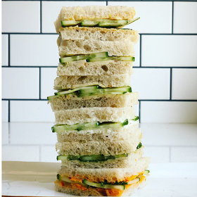 Food & Wine: You're Going to Love Cucumber Tea Sandwiches When You Try Them This Way