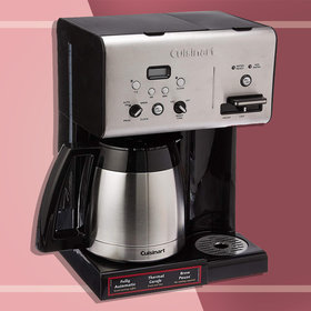 Food & Wine: This Cuisinart Device Can Make Coffee and Tea at the Same Time—and It's 57% Off Right Now