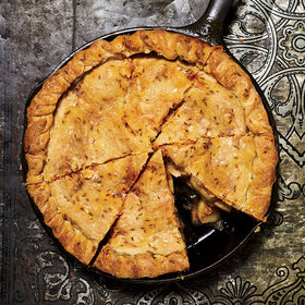 Food & Wine: Cumin-and-Jaggery-Glazed Apple Pie