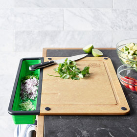 mkgalleryamp; Wine: That Genius Cutting Board Is Now Available at Williams Sonoma