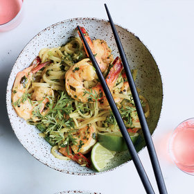Food & Wine: Curried Noodles with Shrimp