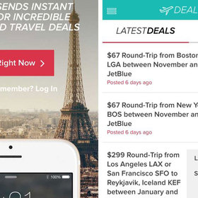 Food & Wine: This New App Will Help You Score Outrageous Flight Deals