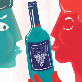 Food & Wine: Is There a Wine for Guys Who Don't Like Wine?
