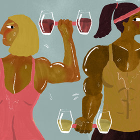Food & Wine: Is Drinking Red Wine Really Better For You?