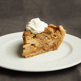 Food & Wine: Deep-Dish Caramel Apple Pie