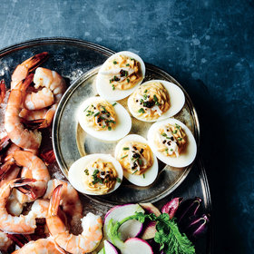Food & Wine: Deviled Eggs with 