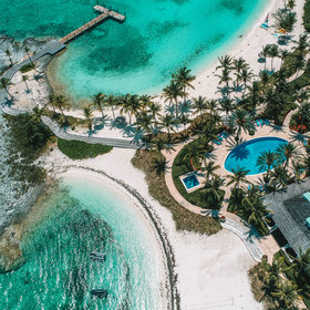 Food & Wine: This Incredible Caribbean Private Island Is the Ultimate Bucket List Vacation