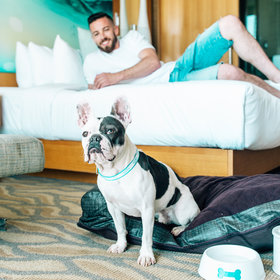 Food & Wine: The Best Dog-friendly Hotels in the U.S.