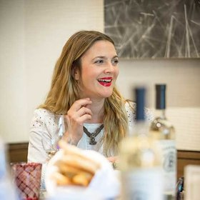 Food & Wine: Drinking with Drew Barrymore, Part Two: On Wedding Gifts, Her New Pinot Noir, and the Best Wine for Game of Thrones' Khaleesi