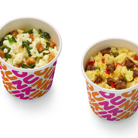 mkgalleryamp; Wine: Dunkin' Just Launched Two New Breakfast Bowls—And They're Actually Pretty Healthy