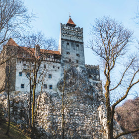 Food & Wine: You Can Get Chocolate Eggs from the Easter Bunny at Dracula's Castle