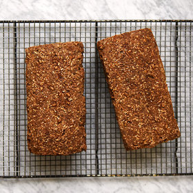 Food & Wine: Easy Seeded Rye Bread