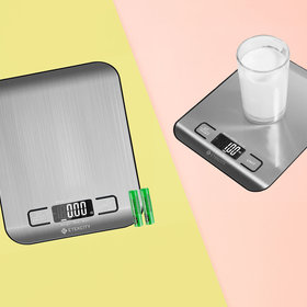Food & Wine: Over 8,000 Amazon Shoppers Are Obsessed With This $10 Kitchen Scale