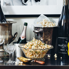 Food & Wine: Everything-Bagel Popcorn