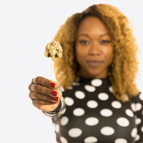 Food & Wine: You Can Turn Your Face into a Lollipop