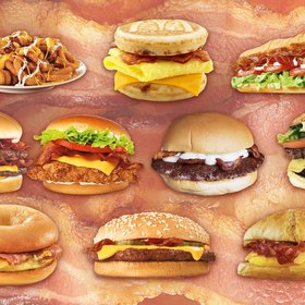 Food & Wine: The Best and Worst Bacon from Fast Food Restaurants