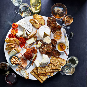 Food & Wine: 4 Cheese and Wine Pairings for the Ultimate Spring Cheese Board
