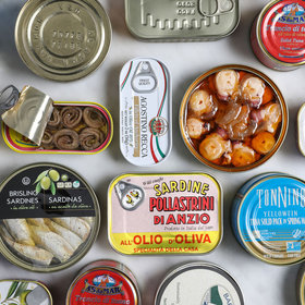 Food & Wine: Feast of the 7 Canned Fishes