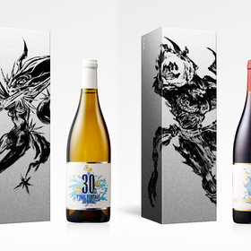 Food & Wine: 'Final Fantasy' Fans Can Toast the Game's 30th Anniversary With Two Limited-Edition Wines