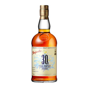 Food & Wine: 'Final Fantasy' Gets a 30-Year-Old Whiskey For Its 30th Anniversary