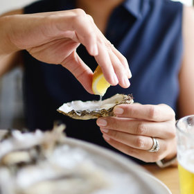 Food & Wine: Watch 100 People Try Their First Raw Oyster