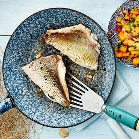 Food & Wine: The Easiest Way to Stop Overcooking Fish