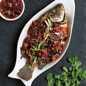 Food & Wine: Fish in Chili Sauce
