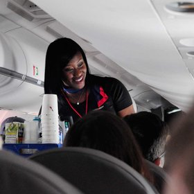 Food & Wine: This Is the Best Drink to Order on the Airplane