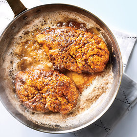 mkgalleryamp; Wine: Florentine Butter Chicken