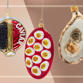 Food & Wine: The Best Food-Themed Christmas Ornaments for 2019