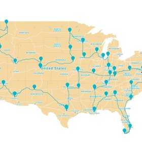 Food & Wine: Here's a Great Road Trip Tool for Anyone Who Wants to Eat Their Way Across the U.S.