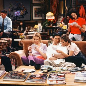 Food & Wine: This Is How Much Coffee 'Friends' Characters Drank in 10 Years